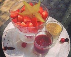 Spiaggia Ristorante - Six-Fours-les-Plages - Les desserts
